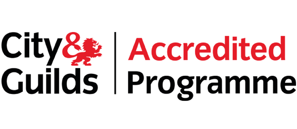 CADUK are accredited by City and Guilds