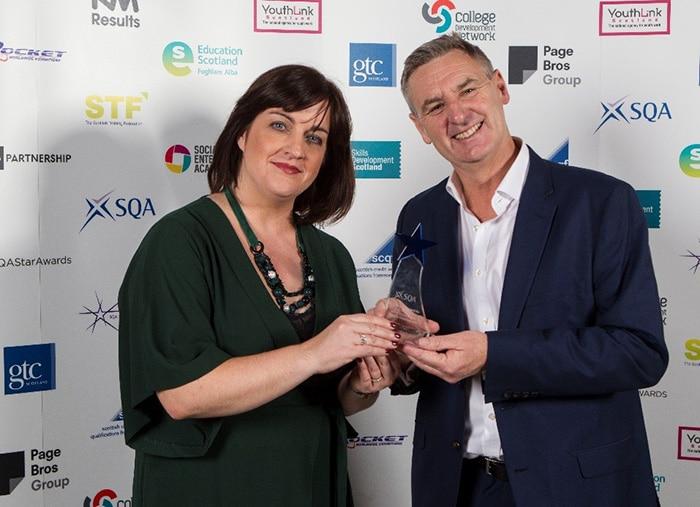 CADUK Receive SQA Star Award